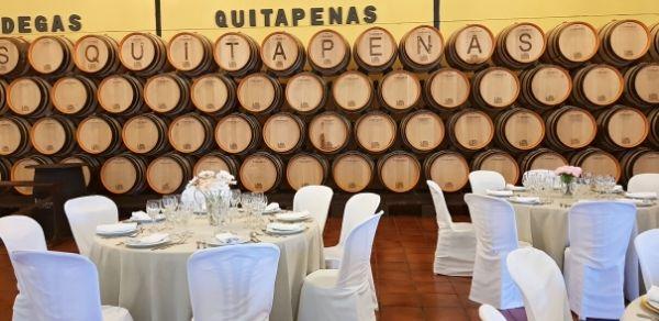 Eventos y bodas en Bodegas Quitapenas Málaga